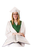 Schuleabsolvent Stockfotografie