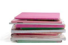 Schulebücher Lizenzfreie Stockbilder