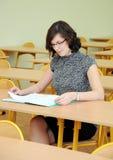 Schulestudien Lizenzfreie Stockfotos
