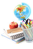 Schulezeit Lizenzfreies Stockfoto