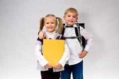 Schulkinder Lizenzfreie Stockfotos