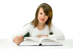 Schulmädchen Lizenzfreies Stockfoto