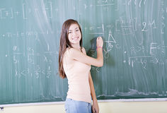 Schulmathematik Lizenzfreie Stockbilder