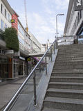 Schulstrasse, Stuttgart Stock Photography