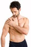 Schulter-Schmerz Stockbilder