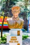 Schur Kober 1926-1942. Children Heroes Monument in the Childre Stock Image