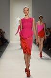 Schurk - de Modeshow van New York Royalty-vrije Stock Fotografie