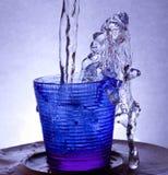 Schuss-Glas Stockfotografie