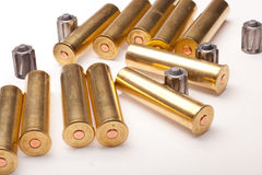Schuss und Oberteile Stockbilder