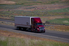 Schuster Trucking / Red International. 
