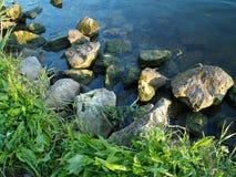Schutt in Autumn Light Lizenzfreies Stockbild