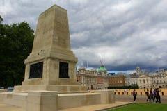 Schutz-Abteilungs-Denkmal, London Lizenzfreies Stockbild