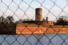 Schutz der Denkmäler stockbild