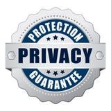 Schutz der Privatsphäre Lizenzfreie Stockfotografie