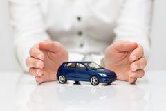 Schutz des Autos Stockfotos