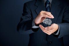 Schutz des geistigen Eigentums Lizenzfreie Stockfotografie