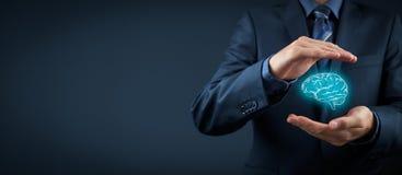 Schutz des geistigen Eigentums Stockfotografie