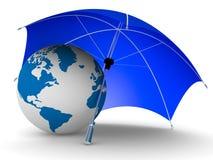 Schutz einer Umgebung Lizenzfreies Stockfoto