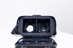 Schutzbrillen der virtuellen Realität Stockbild