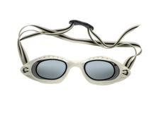 Schutzbrillen für Schwimmen Lizenzfreie Stockfotos