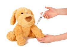 schutzimpfung Lizenzfreie Stockfotos