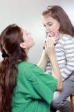 Schutzimpfung N1H1 Stockfoto