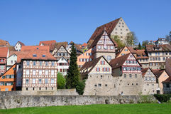 Schwäbisch Hall, Germany Stock Images