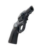 Schwärzen Sie die 9mm Gewehr Stockfoto