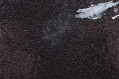 Schwärzen Sie gehämmerten Metallhintergrund, metallische Beschaffenheit der Zusammenfassung, das Blatt der Metalloberfläche gemal lizenzfreie stockbilder