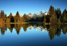 Schwabacher Landing Royalty Free Stock Images