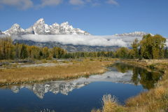 Schwabacher's Landing Stock Photos
