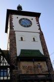 Schwabentor en Friburgo, Alemania Imagenes de archivo