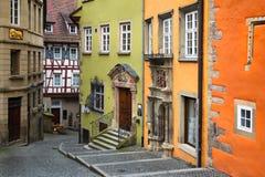 Schwabisch Corridoio, Germania fotografia stock