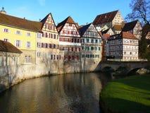 Schwabisch Hall, Germany royalty free stock photos