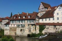 Schwabisch Hall,Germany Royalty Free Stock Photo