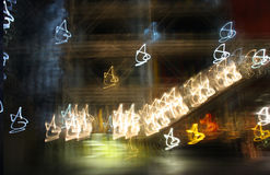 Schwache Mitte Pompidou Lizenzfreie Stockfotos
