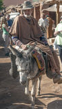 Schwacher Markt Marokko Lizenzfreie Stockfotografie