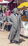Schwacher Markt Marokko Lizenzfreies Stockbild