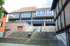 Schwaebisch Hall, Germany stock image