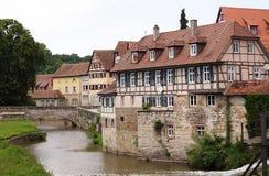 Schwaebisch Niemcy Obrazy Royalty Free