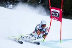 SCHWAIGER Dominik in Audi Fis Alpine Skiing World Cup Men's Gi Stock Photos