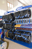 Schwalbe tires Royalty Free Stock Image