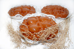Schwammkuchen Lizenzfreies Stockfoto