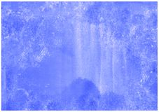 Schwammweinleseschmutzhintergrund-Beschaffenheitsentwurf des blauen Hintergrundes der Zusammenfassungs-Nebelflecke weicher verbla lizenzfreie stockfotos