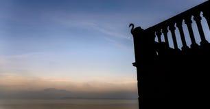 Schwan und ein See am See Garda, Italien [SCHÖNE KUNST] Stockfotos