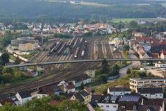 schwandorf顶层 免版税库存照片
