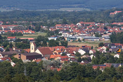 Schwandorf στη Βαυαρία Στοκ φωτογραφίες με δικαίωμα ελεύθερης χρήσης