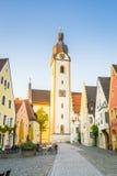 Schwandorf, Alemania Imagen de archivo libre de regalías