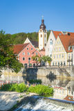 Schwandorf, Allemagne Images stock