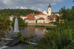 Schwandorf in Bavaria Stock Photography